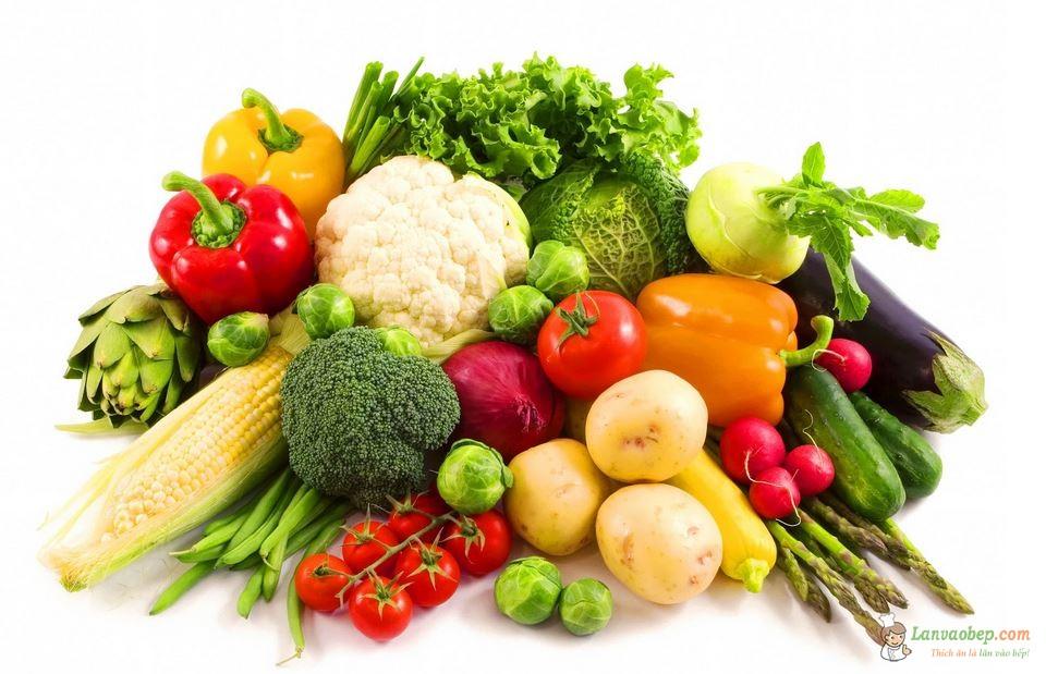 Mẹo bảo quản một số loại rau củ không cần tủ lạnh