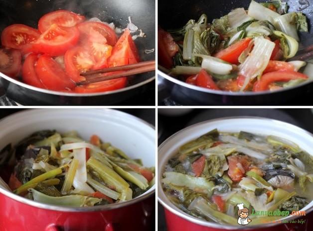 Canh cá nấu chua đơn giản, dễ làm ngon tuyệt