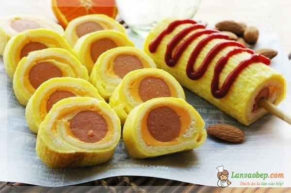 Đổi vị bữa ăn hàng ngày với 3 món ngon từ trứng