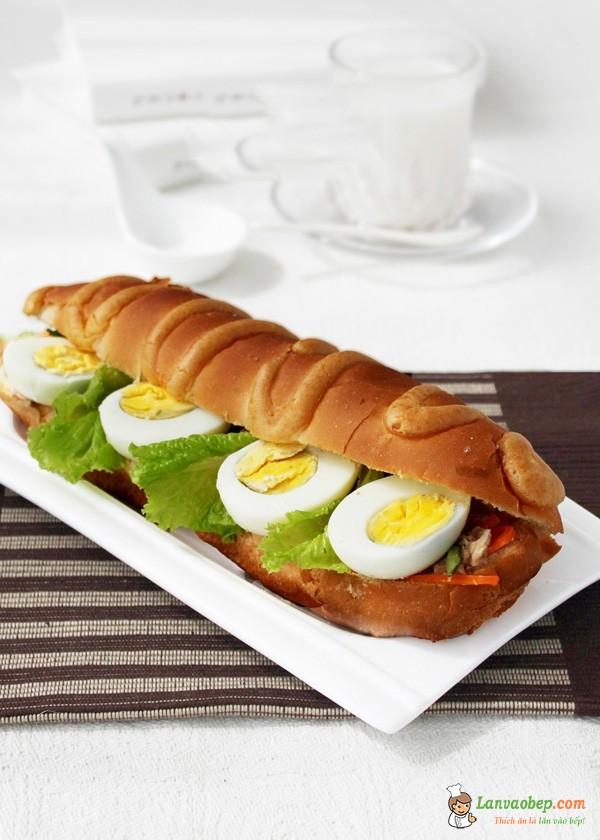 2 món ăn sáng dễ làm, bổ dưỡng từ trứng