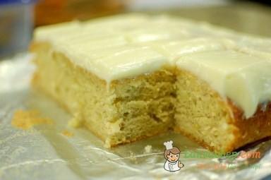 Cách làm bánh bông lan chuối