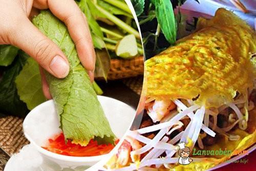 3 quán bánh xèo ngon có tiếng ở Hà Nội
