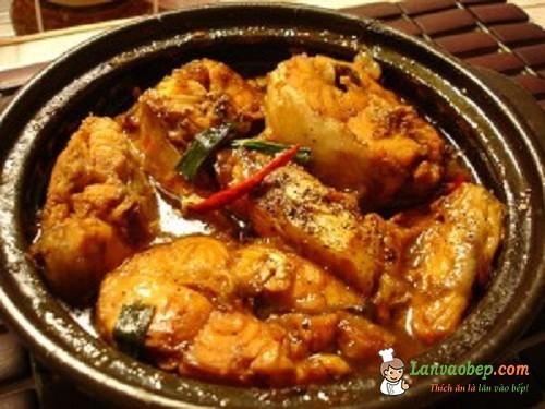 Cách làm món cá chép kho gừng thơm ngon