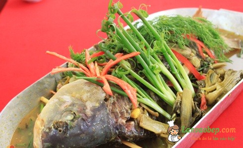 Cách nấu cá chép om dưa ngon cho ngày cuối tuần