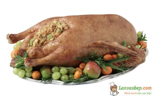 Giá trị dinh dưỡng không ngờ các món nấu từ vịt