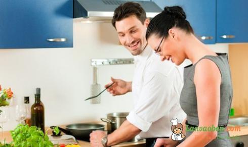Tâm sự hài hước của ông chồng về tài nấu ăn của vợ