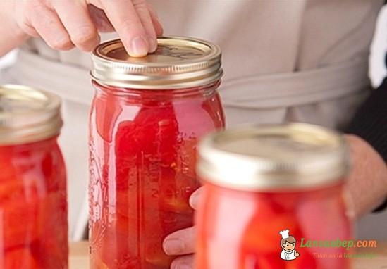 Mẹo bảo quản cà chua luôn tươi ngon