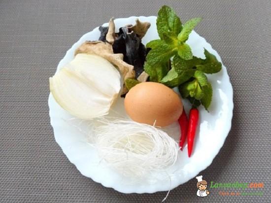 Chả trứng muối, món ngon bạn đã thử chưa?