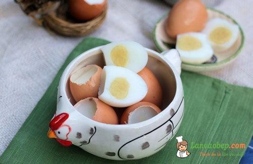 thạch rau câu trứng
