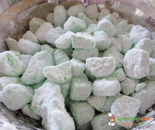 Chè củ năng nước cốt dừa theo hương vị Thái