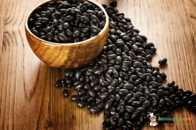 Nguyên liệu nấu chè đậu đen