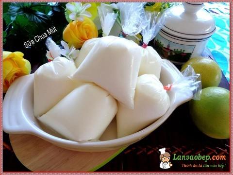 Cách làm sữa chua túi ngon và tiện dụng