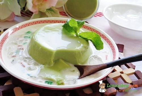 Học làm chè bơ thơm ngon và sánh mịn