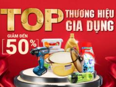 Top thương hiệu gia dụng hàng đầu giảm giá tới 50% dành cho Lăn vào bếp