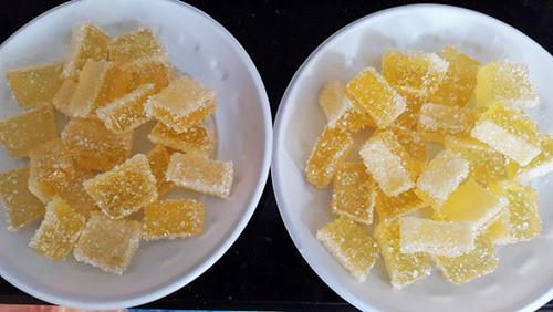 Tự làm kẹo gôm chanh dẻo thơm cho bé thích mê