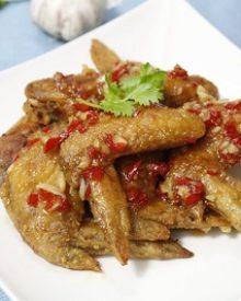 Cách làm cánh gà chiên mắm ớt siêu ngon, cùng suýt xoa ngày lạnh